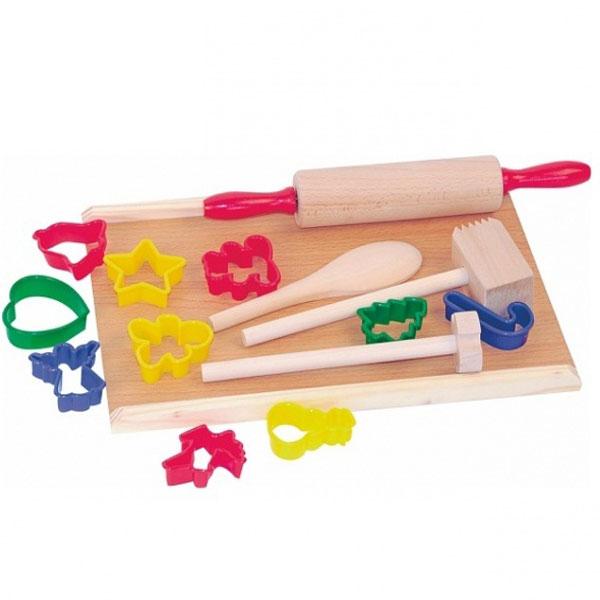 Woody Pribor za kuhinju 90193 - ODDO igračke