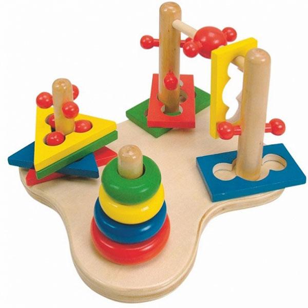 Woody Igra za vežbanje motorike 3d 90265 - ODDO igračke