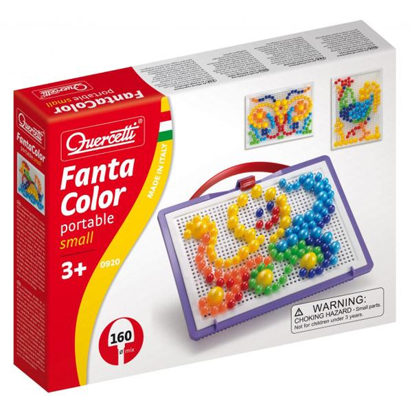 Quercetti Fanta Color Mozaik portabl mali 09208 - ODDO igračke