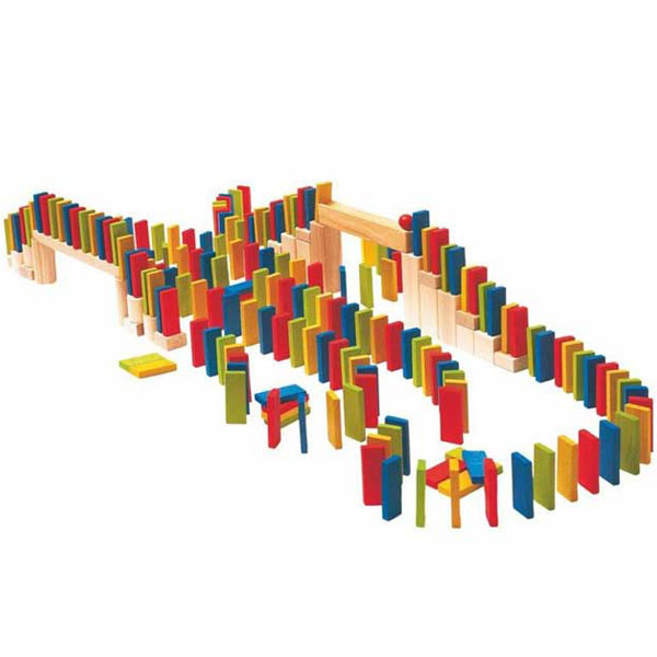 Woody Domino drvene kocke 90653 - ODDO igračke