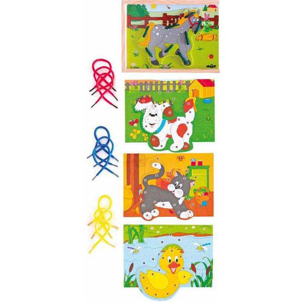 Woody Pertlajuće životinje 90920 - ODDO igračke
