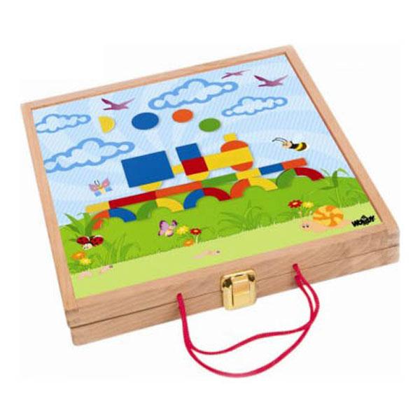 Woody Razni oblici sa magentom u kutiji 91123 - ODDO igračke