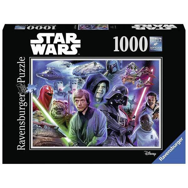 Ravensburger puzzle (slagalice) - Star wars kolekcija 3 10 RA19774 - ODDO igračke