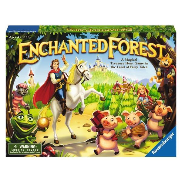 Ravensburger društvena igra - Začarana šuma RA22292 - ODDO igračke