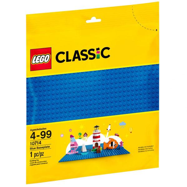 Lego Classic Blue Baseplate LE10714 - ODDO igračke