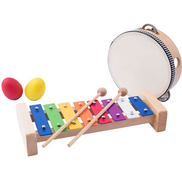 Woody Muzički set 91893 - ODDO igračke