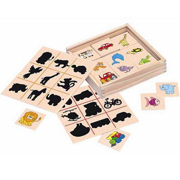 Woody Igra Upari na osnovu senke 93025 - ODDO igračke