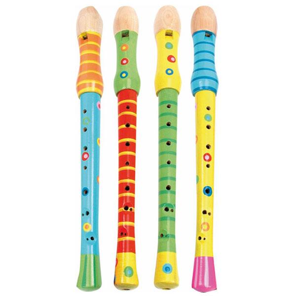 Woody Drvena frula 90709 - ODDO igračke