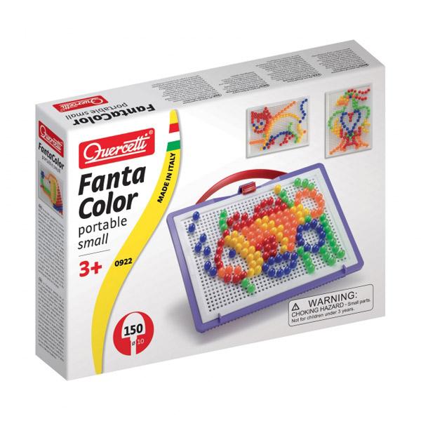 Quercetti Fanta Color Mozaik portabl mali 0922 - ODDO igračke