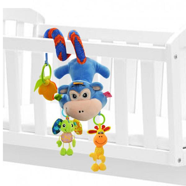 Sozzy spiralna igračka majmun 8127s - ODDO igračke