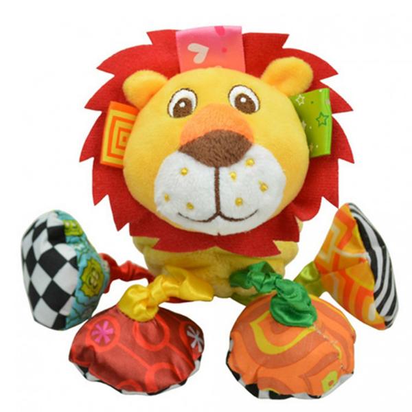Sozzy vibrirajuća igračka lav 8095s - ODDO igračke
