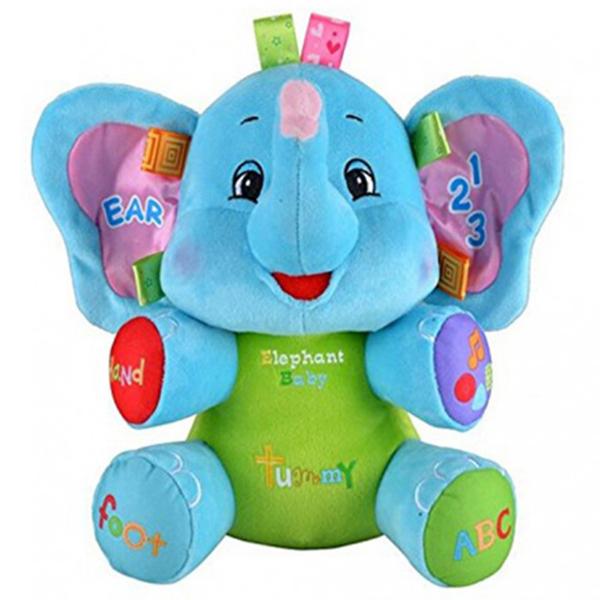 Jollybaby muzički slon 8022j - ODDO igračke
