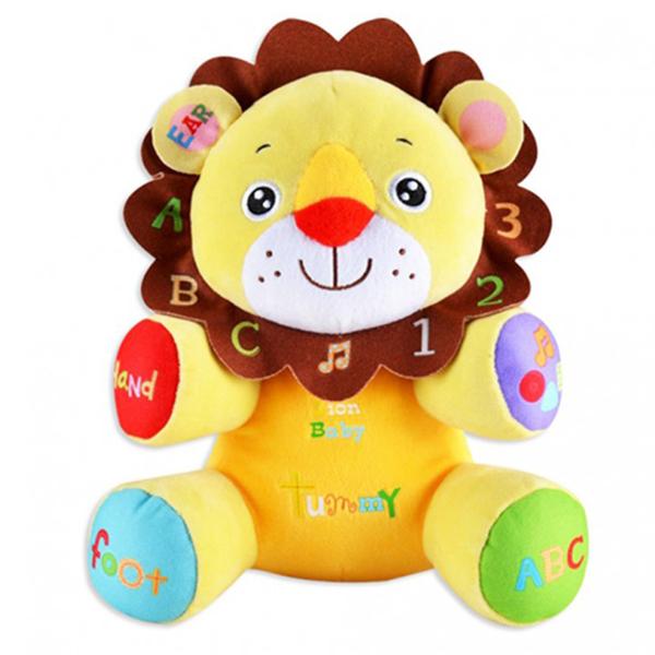 Jollybaby muzički lav 8024j - ODDO igračke
