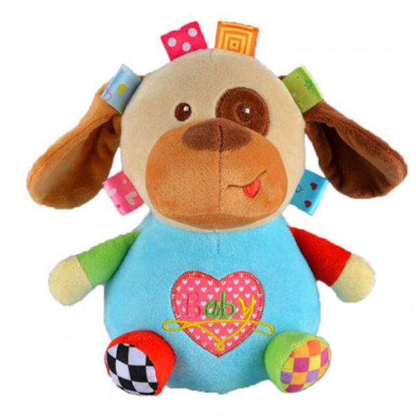 Jollybaby plišana igračka kuca akrobata 8044j - ODDO igračke