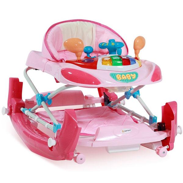 Dubak, Klackalica EB W1224CE Pink 10120370002 - ODDO igračke