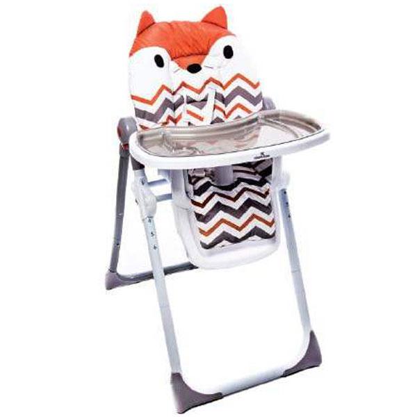 Stolica za hranjenje Zig-Zag Fox 31004010004 - ODDO igračke