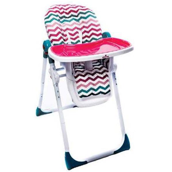 Stolica za hranjenje Zig-Zag Colors 31004010006 - ODDO igračke