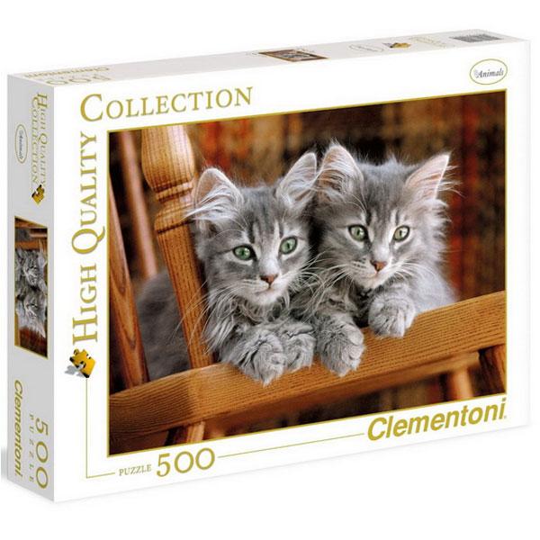 Clementoni Puzzla Kittens 500pcs 30545 - ODDO igračke
