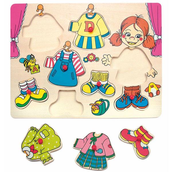 Woody Obuci devojčicu 90319 - ODDO igračke