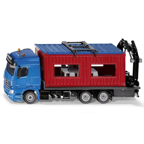 Siku Kamion sa kontejnerom za izgradnju 3556 - ODDO igračke