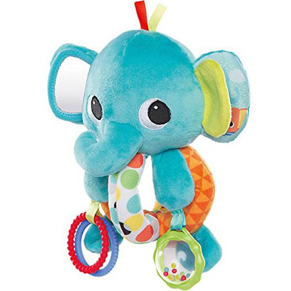 Zvečka Explore & Cuddle Elephant SKU10829 - ODDO igračke