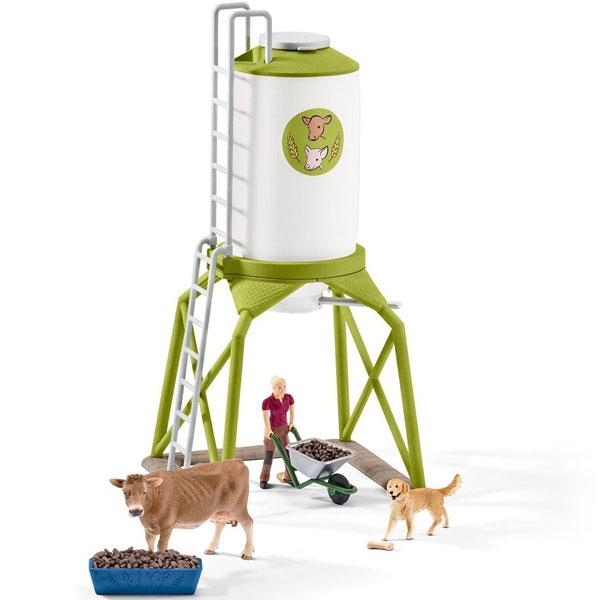 Schleich Silos i životinje 41429 - ODDO igračke