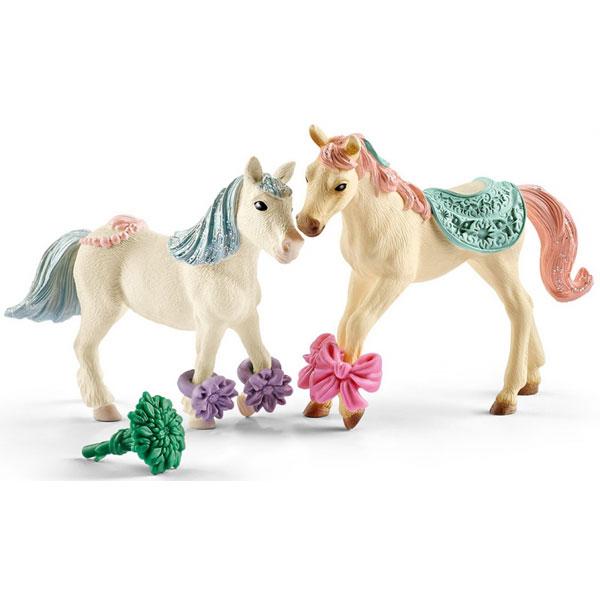 Schleich Star sa prijateljom I hranom 41452 - ODDO igračke