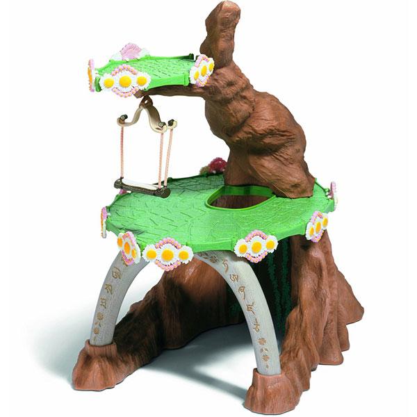 Schleich Kuća za vilenjake Letnja bašta 42032 - ODDO igračke