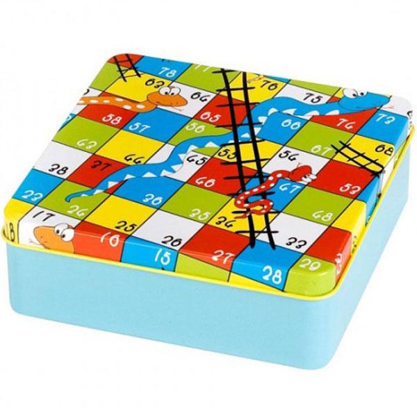 Društvene igre Set 2u1 Zmijice i Merdevine Ruski šah 8545 - ODDO igračke