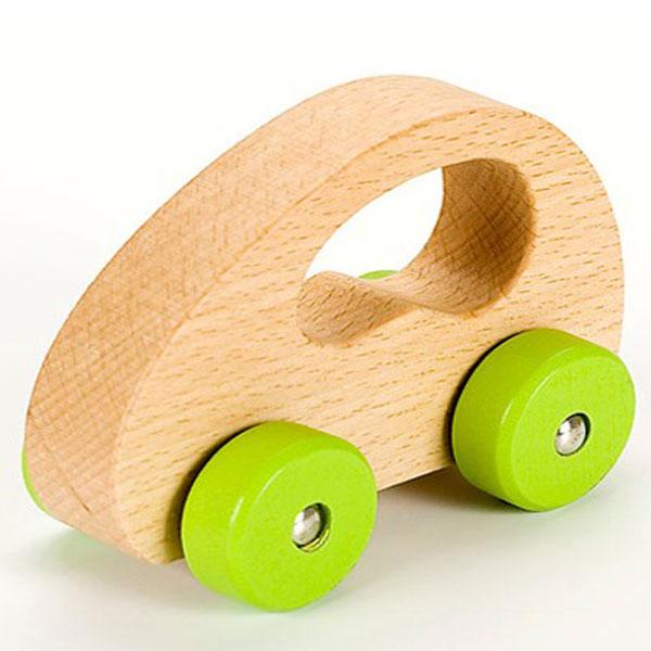 Drvena igračka Mini auto natur 8590 - ODDO igračke