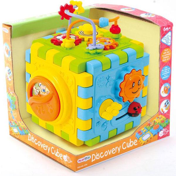 Kocka sa aktivnostima velika 125171 - ODDO igračke