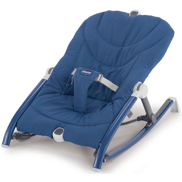 Chicco ležaljka Pocket Relax Blue - plava 5210129 - ODDO igračke