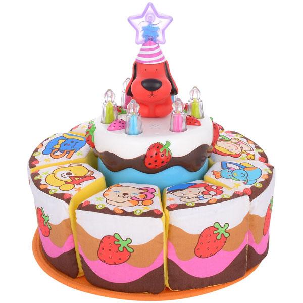 Muzička rođendanska torta KA10543 - ODDO igračke