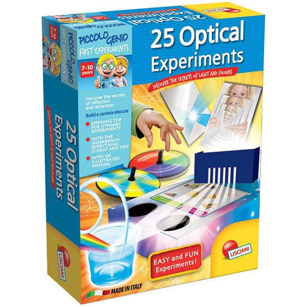 Mali genije Optički eksperimenti E50161 - ODDO igračke