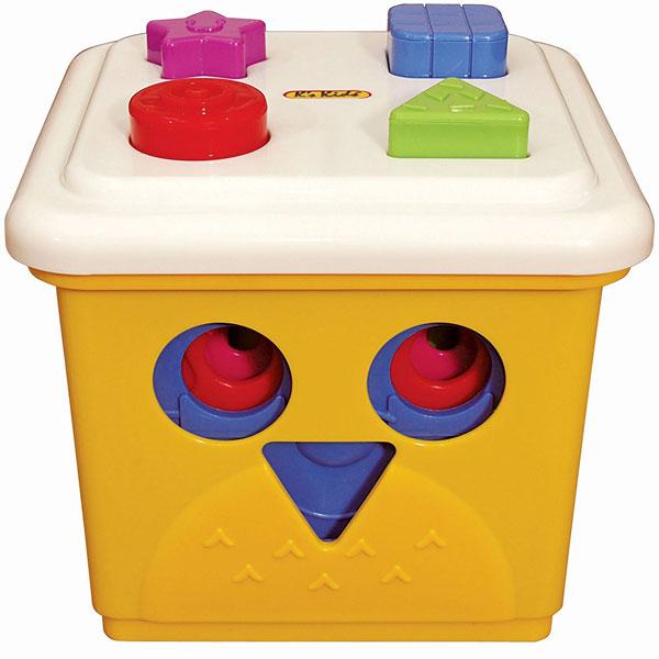 Plastični oblici kutije za slaganje KA10498 - ODDO igračke