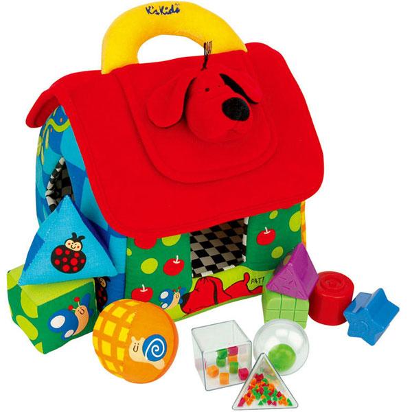 Kućica pogodi oblik KA10460 - ODDO igračke