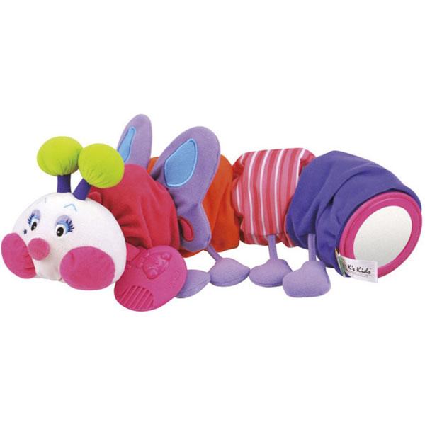 Plišana igračka Šarena gusenica KA10580 - ODDO igračke