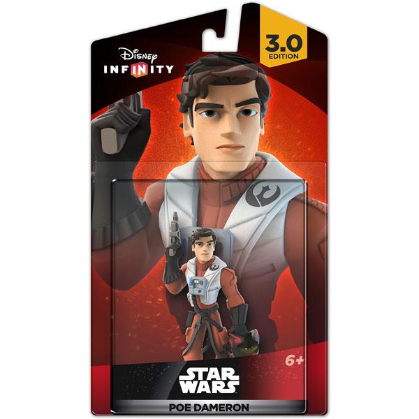 Infinity 3.0 Figure Poe Dameron (Star Wars) 024491 - ODDO igračke