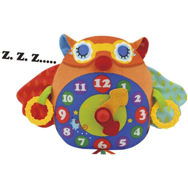 Sova sat KA10662-GB - ODDO igračke