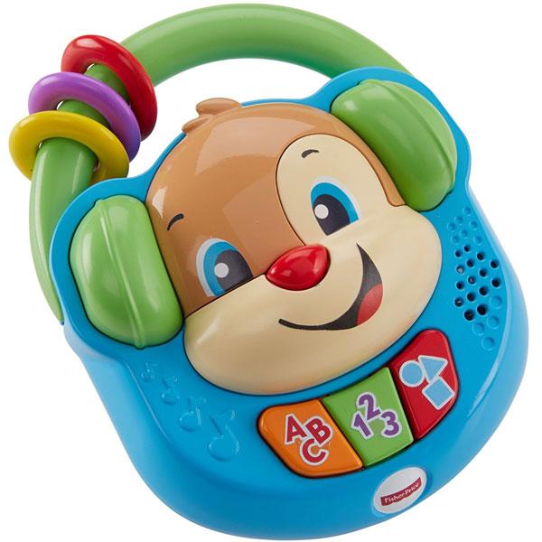 Muzički plejer Sveznalica Fisher Price MAFTG13 - ODDO igračke