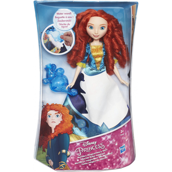 Princess Disney Story Skirt Merida B5295 - ODDO igračke