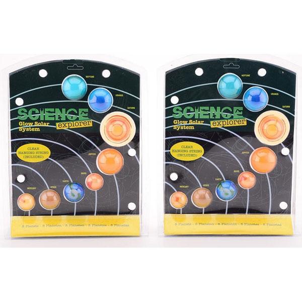 Solarni sistem, svetli u mraku, 29542 - ODDO igračke