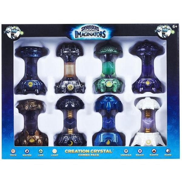 Skylanders Imaginators Crystals 8 Pack 026605 87913EU - ODDO igračke