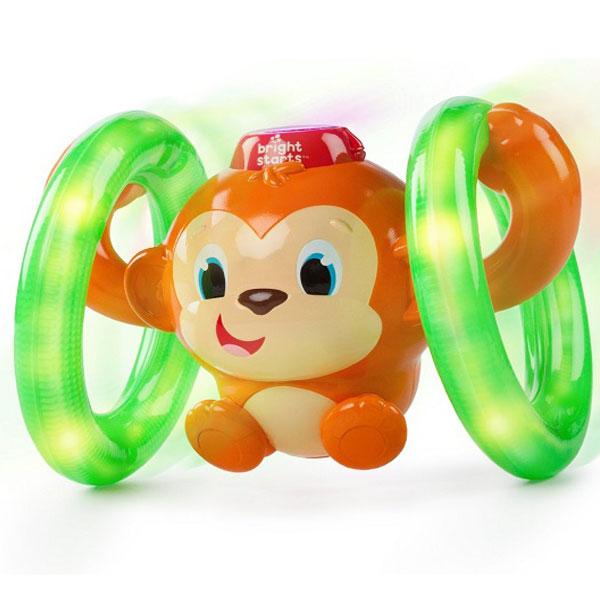 Igračka Lights, Lights Baby Roll & Glow Monkey SKU52181 - ODDO igračke