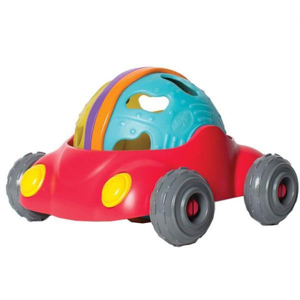 Zvečka Playgro Formula umetaljka sa loptom 4085486 - ODDO igračke