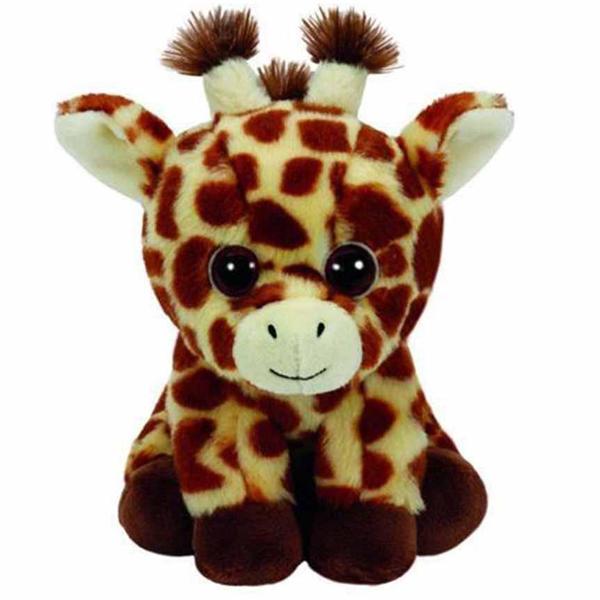 TY plišana igračka žirafa Peaches 15cm MR41199       - ODDO igračke