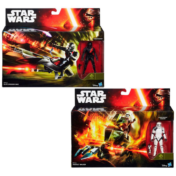 Star Wars vozilo sa figurom B3716 - ODDO igračke