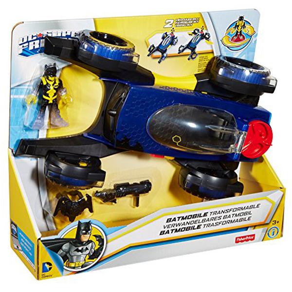 Batman Batmobil sa figurom DRM48 - ODDO igračke