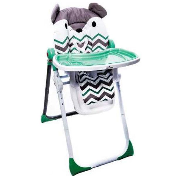 Stolica za Hranjenje Zig-Zag Mouse 31004010005 - ODDO igračke