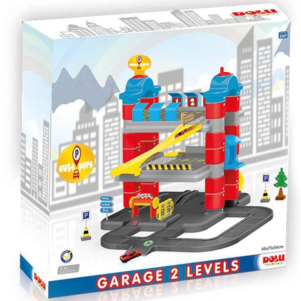 Auto garaža Dolu 051585 - ODDO igračke